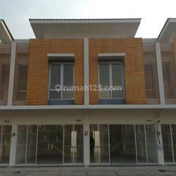 Ruko Brand New Di Biz Walk Citra Raya Cikupa Tangerang Murah