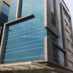 gedung perkantoran, office building duta indah iconic MH thamrin tangerang