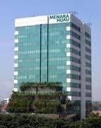 Tersedia Ruang Kantor 100-1000 di Menara Hijau
