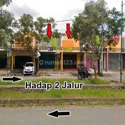 2 Unit Ruko Jl. Raya Villa Regensi Permata Tangerang