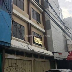 Sewa Ruko di Jalan Sawah Besar dekat Gajah Mada Plaza
