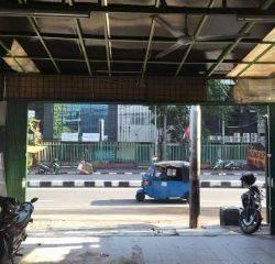 BU. Ruko Siap Pakai Di Zainul arifin. Gajah Mada, Jakarta Barat