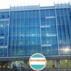Semi Gedung di Bandara Soetta Cengkareng Business City CBC, Boutique Office Basement Pribadi ada 2Lantai (7mobil)