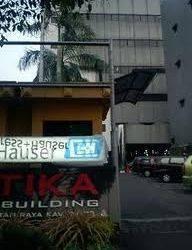 Tersedia Ruang Kantor 100-1000 di Multika Building