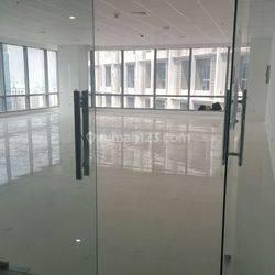 kantor Capital Office Tower At Central Park luasan 136M2 sudah Fit out harga Murah- Yani Lim 082138694222