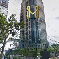 Ruang Kantor Strategis di MNC Tower, Kebon Sirih-Jakarta Pusat