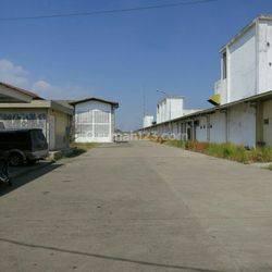 Pabrik ex garmen di Sayap Rancaekek. Bandung