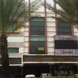 Ruko Strategis  dalam kompleks Mal Tangerang City