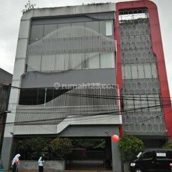 GEDUNG Perkantoran Jl. Hasyim Ashari