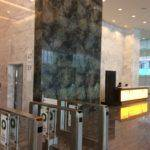 Ruang Kantor Sahid Sudirman Center, Jl. Jend Sudirman Kav 86 – Jakarta Pusat, Mid Zone Unit D = 437 M2