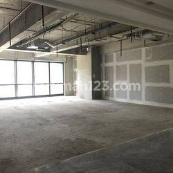 District 8 Office Space Brand New, 141 sqm, Harga di Bawah Pasar Bare Condition