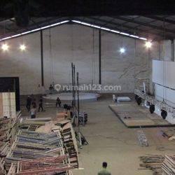 BU ! Gudang atau Pabrik di Kawasan Berikat Nusantara Marunda Tanjung Priok Jakarta Utara