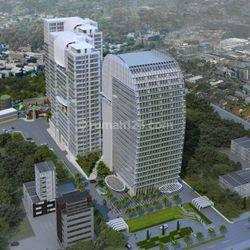 Ruang Kantor L'Avenue Office Tower 221 sqm, Pancoran, Jakarta Selatan