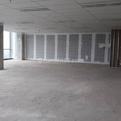 Office space di gedung baru Ciputra International