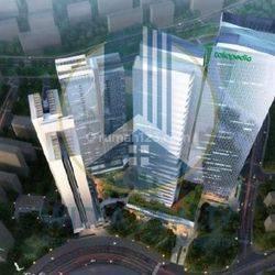 RUANG KANTOR / OFFICE Siap Pakai (209 sqm) di TOKOPEDIA TOWER, Ciputra World 2 Jakarta, Dr. Satrio, Kuningan Jakarta Selatan