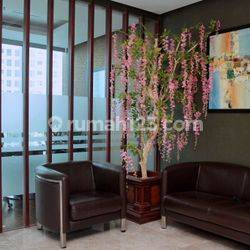 Office Space 300 sqm Full Furnished di Gandaria 8 Office Tower
