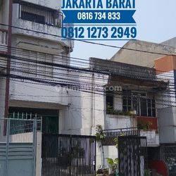 Ruko 3 lantai Murah Strategis Komplek Cosmos Jakarta Barat