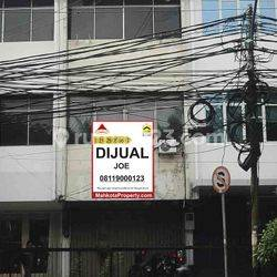 Ruko Di Tanah Abang Jakarta Pusat 3 Lantai