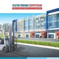 Ruko PREMIUM 3,5-4,5 Lt di Duta Indah Sentoha Tangerang