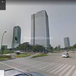 ruang perkantoran 1 lantai full di the prominence office tower, alam sutera, office space the prominence 1 floor full