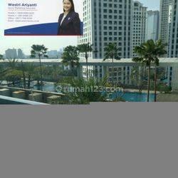 office city loft, kondisi bagus, view kolam renang (unfurnish) Tanah Abang, Jakarta Pusat