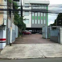 Gedung 4 lantai jl.Daan Mogot KM 1 - Grogol - Tanjung Duren