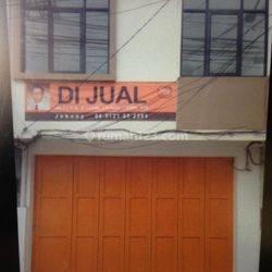 Ruko baru renovasi total di Gardujati Bandung