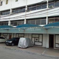 Gedung eks hotel di Kawasan Roxy dan Kost 73kt,Full ,lokasi strategis di Jakarta Pusat,Roxy dan Cideng Area