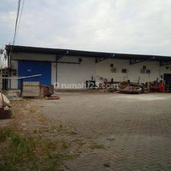 Gudang @Kawasan Pergudangan Rajawali Neglasari Tangerang  Luas Tanah : 7500 m2