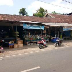 toko di jalan utama taman giri jimbaran, lebar dpn 28 mtr,lokasi strategis