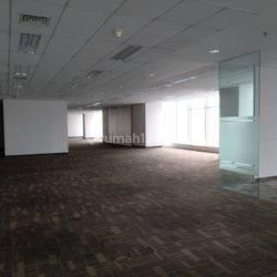 Kantor/Office di Equity Tower SCBD, Semifurnised!! 1 Lantai Full!! High Floor!!