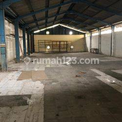 Gudang + kantor siap paka luas +/- 800 m2 di Cengkareng, Jakarta Barat