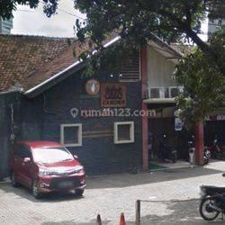 Tanah dan Bangunan Ex Restoran di Gandaria Kramat Pela Kebayoran Baru Jakarta Selatan