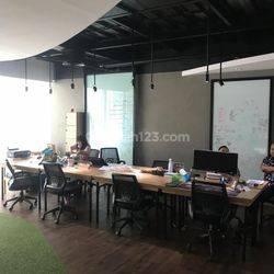 Gedung Office Di Wahid Hasyim, Lokasi Strategis dan Prime
