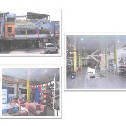 Ruko 3 Lt. Di Jl. Raya Prancis, Kosambi Timur, Tangerang!!!