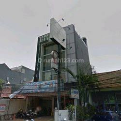 Ruko Komersil Strategis Radio Dalam Raya Gandaria Utara Kebayoran Baru Jakarta Selatan