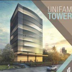 Ruang Kantor di Unifam Tower - Jalan Panjang, Jakarta Barat