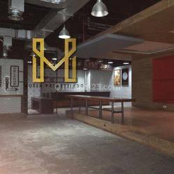 Ruang usaha di lantai dasar gedung perkantoran area Kuningan - HR Rasuna Said - Setiabudi,  Jakarta Selatan
