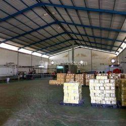 gudang / pabrik tangerang luas bangunan 5ribu, siap pakai