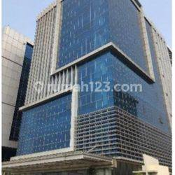 Office tower CBC @soekarno hatta, 988m2, 8 lantai, hoek strategis, 130m