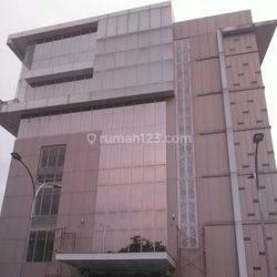 Gedung perkantoran terbaru 7 lantai + plus baseman, di Sunter jaya, Jakarta utara
