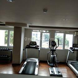 Kios Apartemen Puri Park View Tower E lt5 kosong 2,5x6m2 hdp pool BU murah
