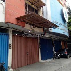 Ruko Jl. Jelambar Barat Jakarta Barat, ST-RK339