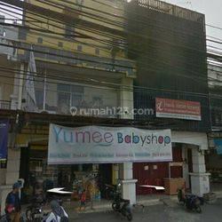 Ruko 3 lt di Jl Pulo Ribung Galaxi, Bekasi