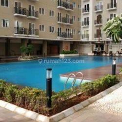 Kios Apartemen Puri Park View Tower A lt dsr hdp kolam renang BU murah