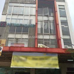 Gedung Komersial 4,5 Lantai Jl Fatmawati Cilandak Jakarta Selatan