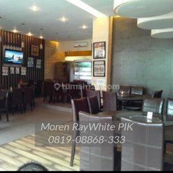 Disewa Ruko Muara Karang siap huni, Jakarta Utara
