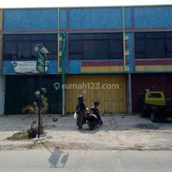 Ruko Mega Regency Cikarang 2 Lantai Hadap Jalan Raya