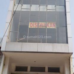 Ruko 4 Lantai Muara Karang Raya, Muara Karang, Jakarta Utara