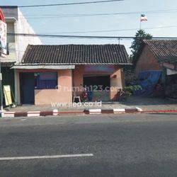 Rumah atau Ruang Usaha Strategis Jl. Raya Solo - Boyolali